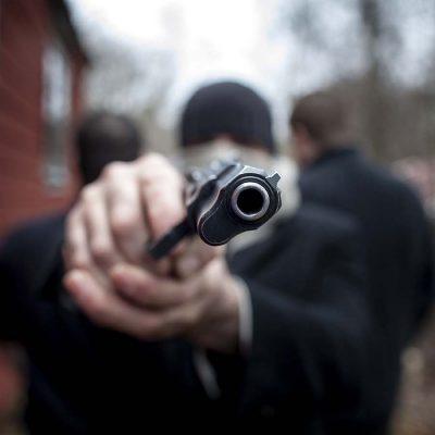 GÖTEBORG 20090205: Gangster gänget 187  FOTO: ROGER VIKSTRÖM