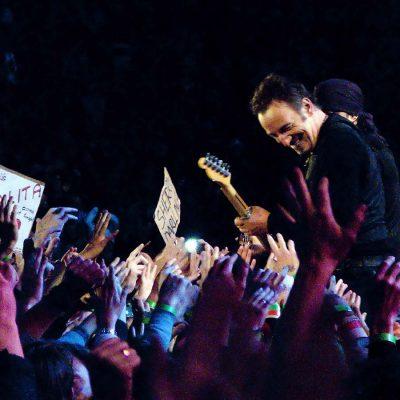 Bruce Springsteen © Photo Roger Vikstrom
